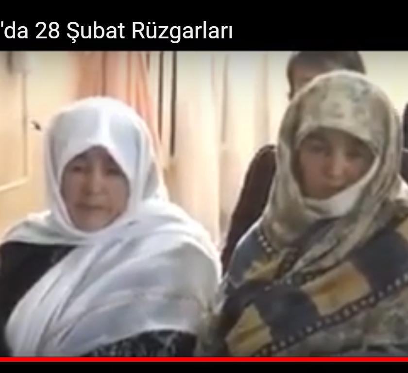Özbekistan'da 28 Şubat Rüzgarları